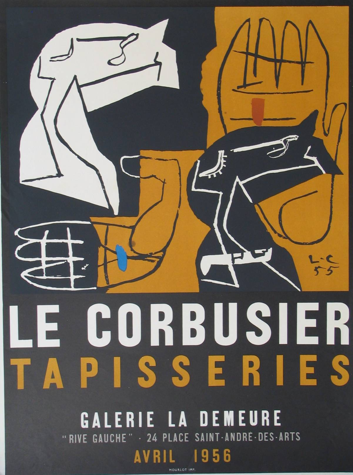 Corbusier tapisseries