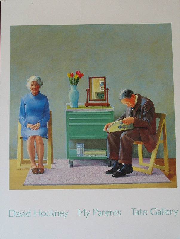 hockney parents