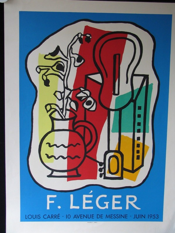 leger louis carre
